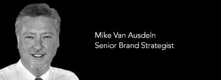 Mike Van Ausdeln, Senior Brand Strategist, Stealing Share