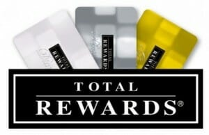 The Harrah's Brand total rewards program is all about branding entertainment