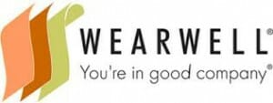 Brand Case Study for Wearwell logo was a change