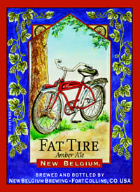Fat Tire Brand Strategy facing card