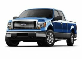 2010 Ford F-150 global automobile market