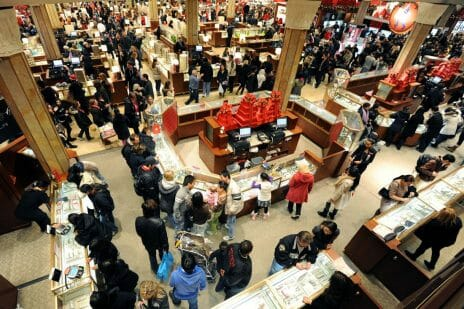 Department Store Marketing retail in a Retail market Study