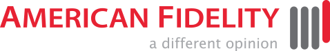 American Fidelity logo developed by Stealing Share