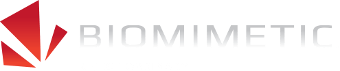 Biomimetic logo developed by Stealing Share