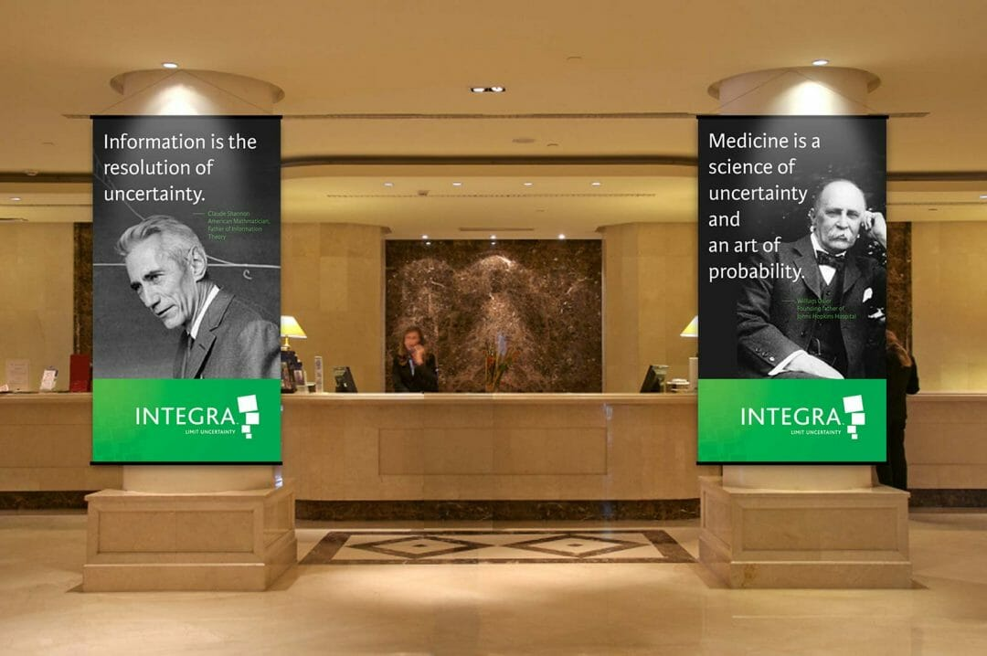 Integra sales meeting hotel lobby developed by Stealing Share