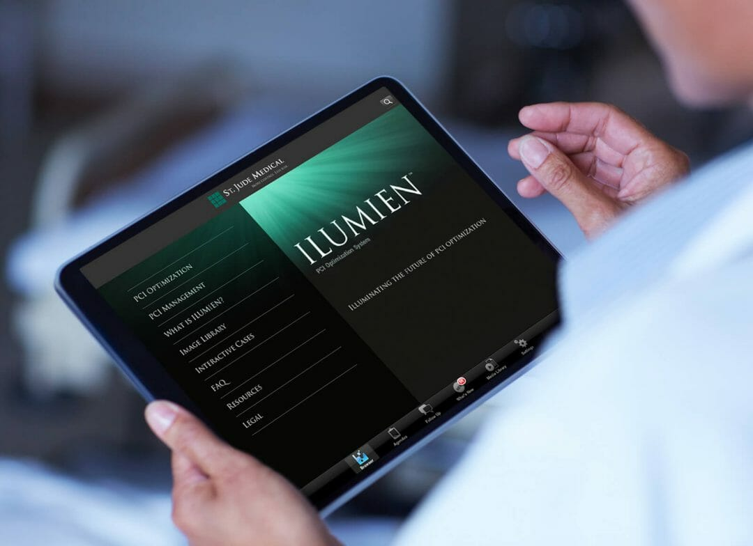 St. Jude Tablet app developed by Stealing Share