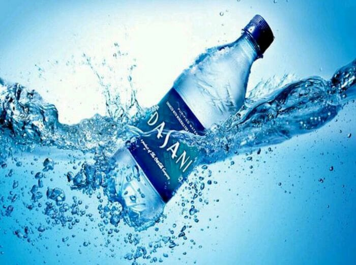The cannibalization of the bottled water brands