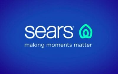 A Sears rebranding leading to the chain's eventual death
