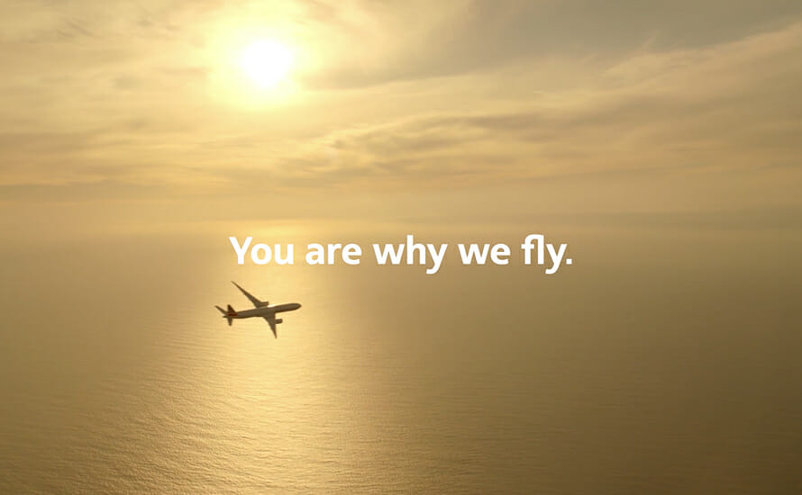 American Airlines TV ad dismisses the most important part