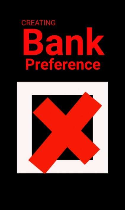 Creating Bank Preference Web Story