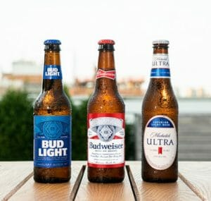 the bud beers