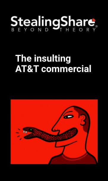 The Insulting AT&T Commercial