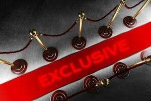 Successful brands leverage scarcity and exclusivity