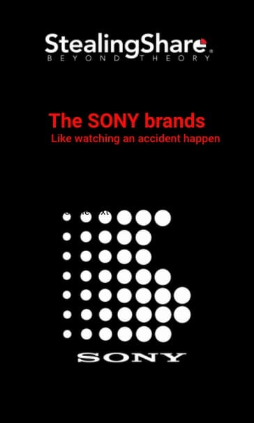 The Sony Brands Web Story