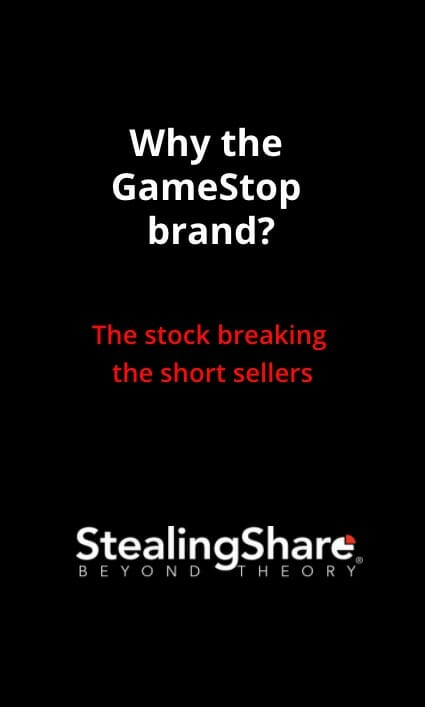 GameStop Web Story