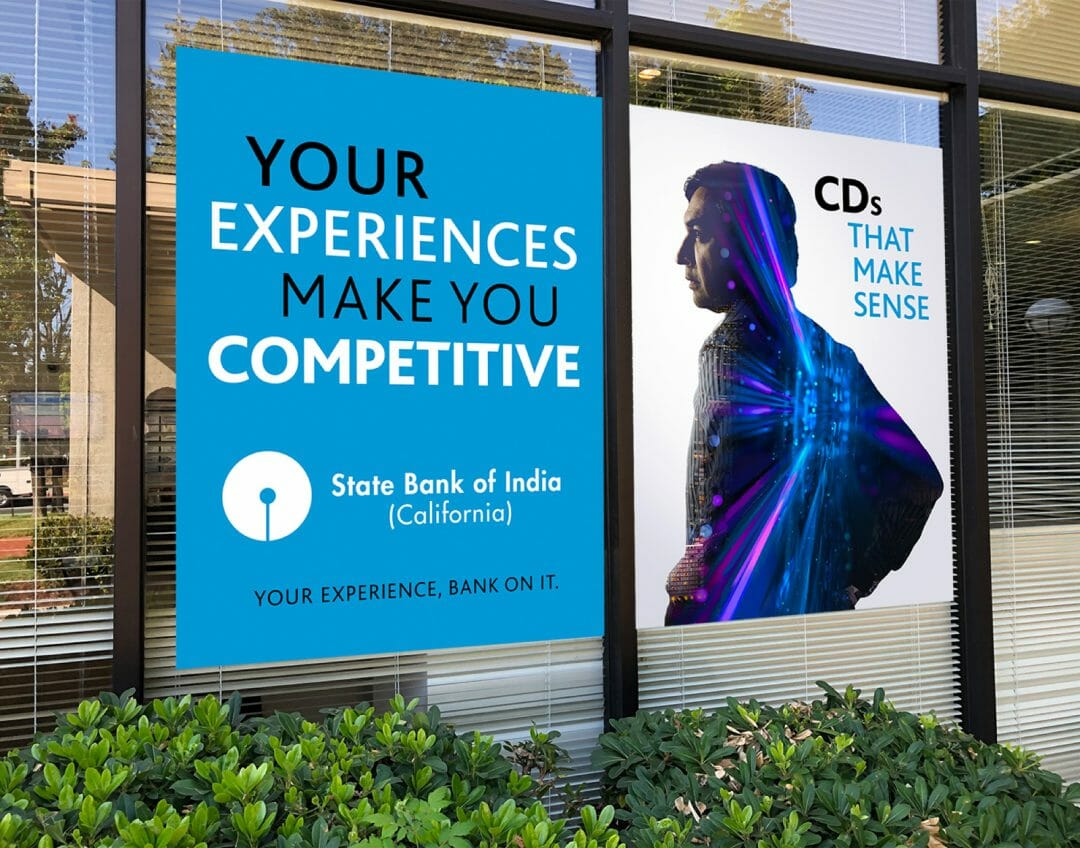 SBIC Window Posters