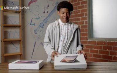 The Microsoft Surface ad still doesn't get it